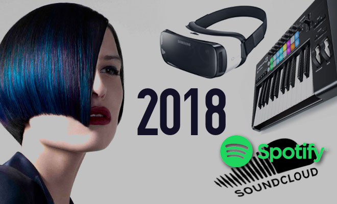 Top Music Trends For 2018