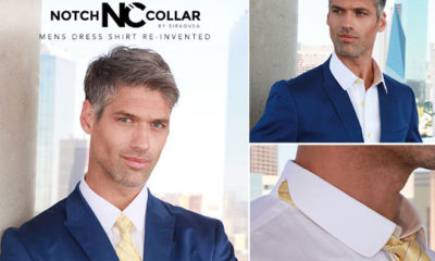 Men's Dress Shirt Re-Invented