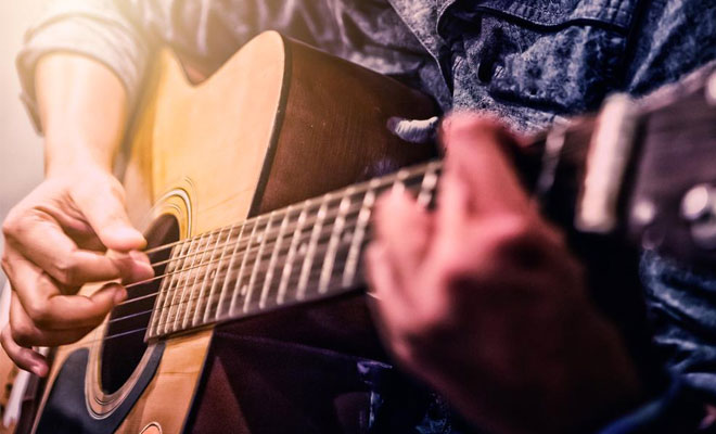 Choosing The Best Acoustic Guitar Strings