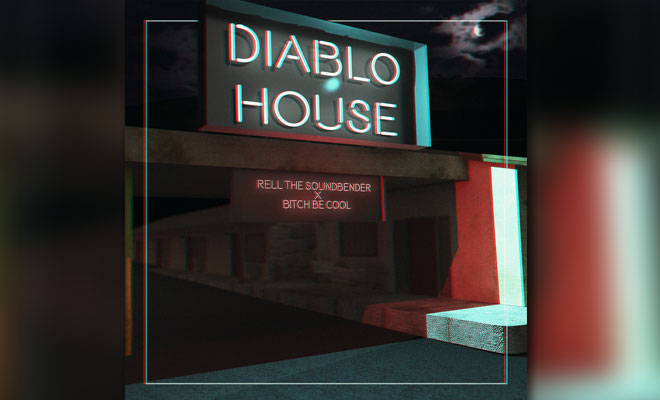"Rell The Soundbender Releases Halloween Theme ""Diablo House"""