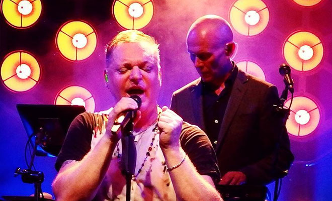 Free Preview Concert: Erasure Tour 2017