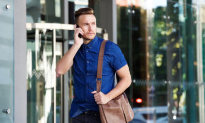 """Can You Pull Off A """"Man Bag""""?"""