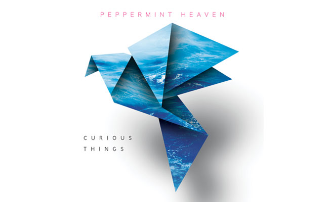 Album Review: Peppermint Heaven - Curious Things