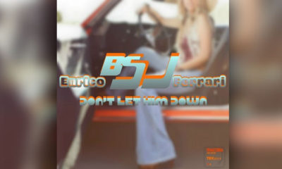 "Enrico BSJ Ferrari Serves Up Some Old School Sounds With ""Don't Let Him Down"""