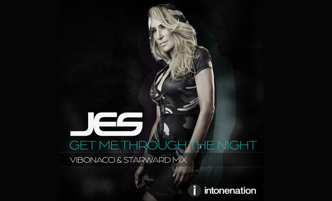 "JES Sends Positive Vibes With New Track ""Get Me Through The Night"""