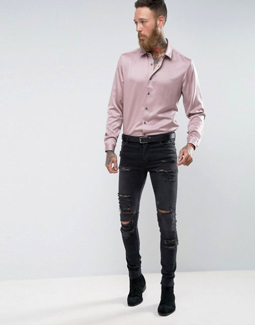 party wear shirt asos