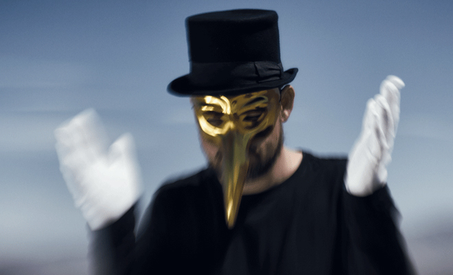 claptone we got the power