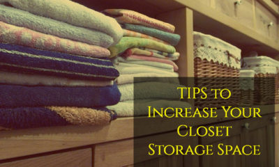 6 Ways To Increase Your Closet Storage Space