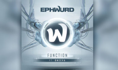 "Epwhurd Brings Old School To The New Age With ""Function"" Feat. Oneeva"