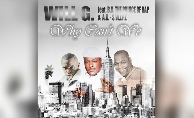 "Three Legends Of The 90's Eurorap Scene Are Back With ""Why Can't We"""