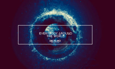 "Watch The Lyric Video For Deltiimo's Song ""Everybody Around The World"""