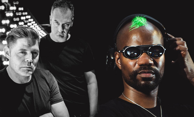 """""""Take Your Time"""" To Listen To This Epic Collaboration Between Green Velvet And Slam"""