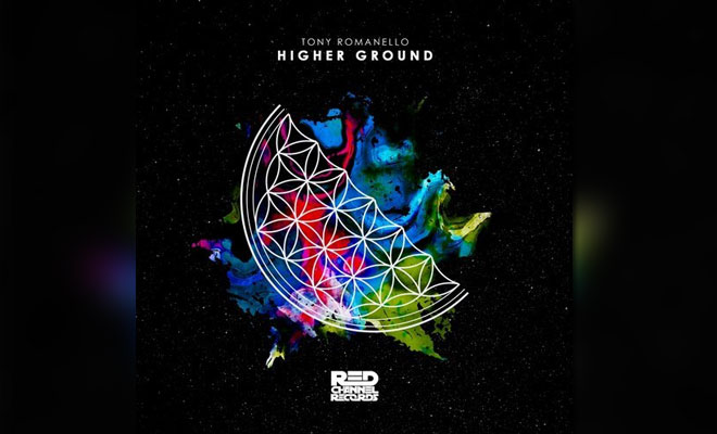Preview Every Track On Tony Romanello's Tech House EP 'Higher Ground'