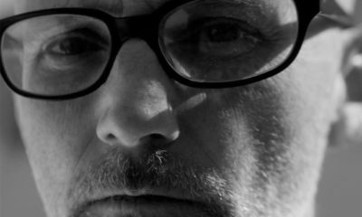 "Moby Unveils Black & White Video Clip For ""Like A Motherless Child"""