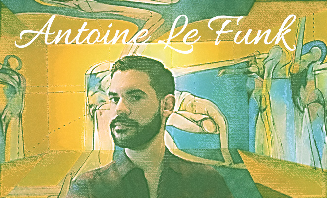 2017 Nu-Disco Music Mixed By DJ Antoine Le Funk - FREE MP3