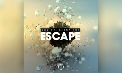 "ORO Premiere Pop-EDM Hybrid ""Escape"" Featuring Vocals From China Fox"