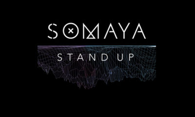 "Somaya Wants You To ""Stand Up"" Against Sexual Assault With Her Music!"