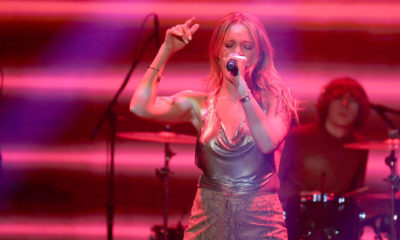 "Tove Lo Brings ""Disco Tits"" To 'Jimmy Fallon' — Watch Full TV Performance"