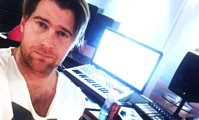 Basshunter Confirms He's Back In The Studio Working On New Single