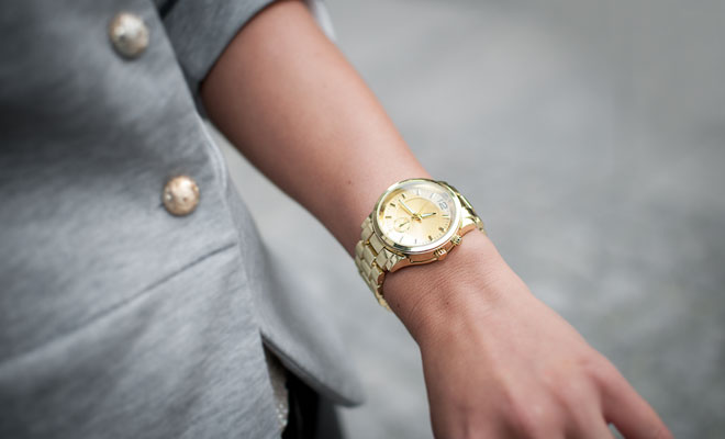 Top brand watches for women