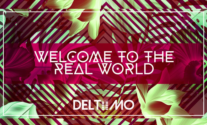 "Check Out Deltiimo's Addictive House Anthem ""Welcome To The Real World"""