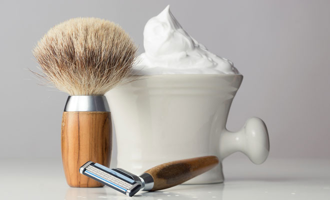 Wet Shaving Equipment