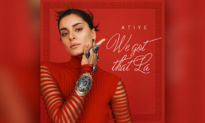 """5 Things People Love About Atiye's New Single """"We Got That La"""" — On Planet Hum Music"""