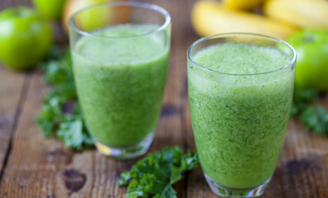 Benefits of Kale Smoothie