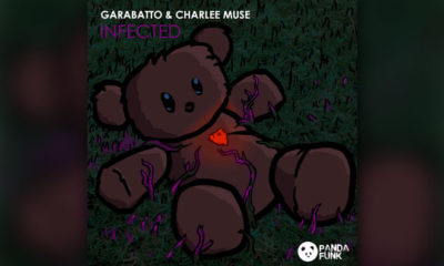 "Panda Funk Drops ""Infected"" by GARABATTO feat. Charlee Muse"