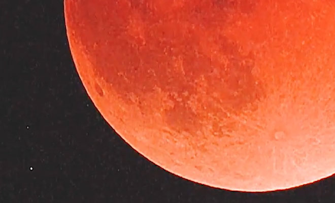 Super Blue Blood Moon Techno Mix — FREE MP3