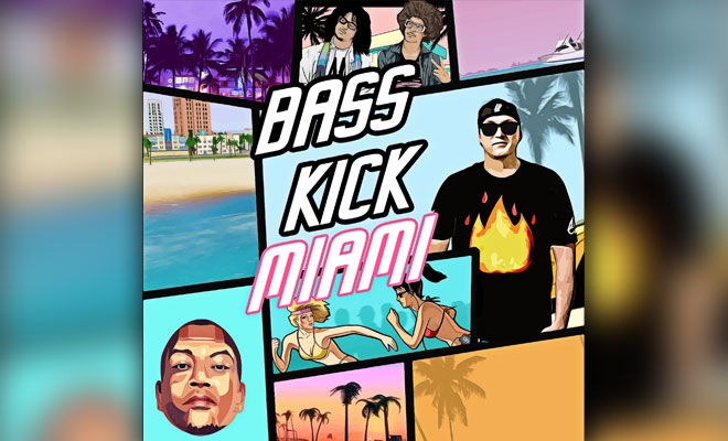 Chuckie & LMFAO - Let The Bass Kick In Miami Bitch (Jaycen A'mour Recharge)