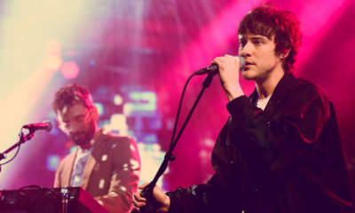 """VIDEO: MGMT Perform """"Me And Michael"""" On The Late Show With Stephen Colbert"""