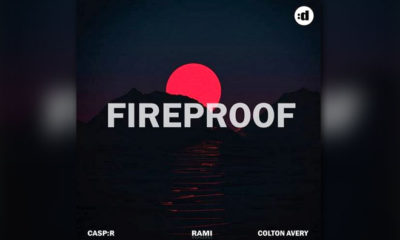 """RAMI & CASP:R Collaborate On Laid-Back Jam """"Fireproof"""""""