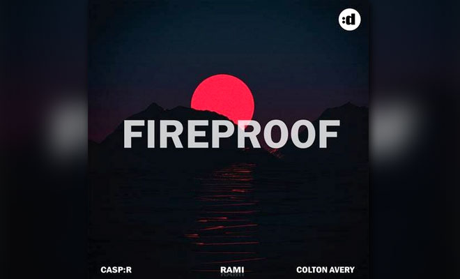 "RAMI & CASP:R Collaborate On Laid-Back Jam ""Fireproof"""