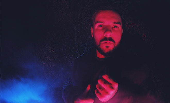 "Daniel Angelus Drops Cosmic Visuals For ""Reflection"""