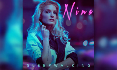 NINA Brings A Satisfying Album Called 'Sleepwalking' To My Ears!