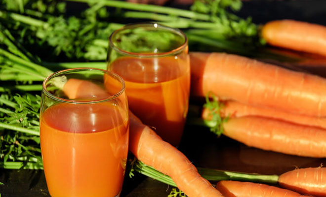 5 Awesome Vegetable Juice Recipes For Hair Fall Solution