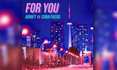 LISTEN NOW: Adrift feat. Conn Fuego - For You