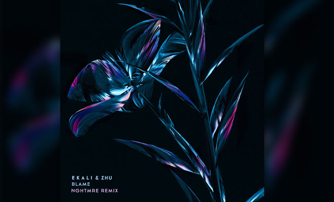 "NGHTMRE Gives A Heavy-Hitting Remix To Ekali & ZHU's ""Blame"""