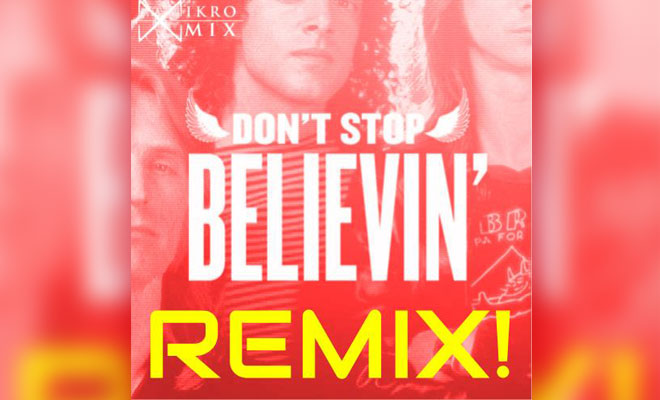 """Watch This: """"Don't Stop The Funky Feeling"""" 〰 Classic Rock-to-Funk Remix"""