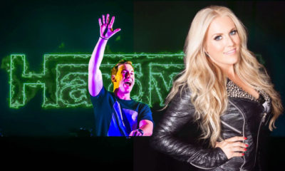 """Watch Hardwell Perform His New Remix Of Cascada's """"Everytime We Touch"""""""