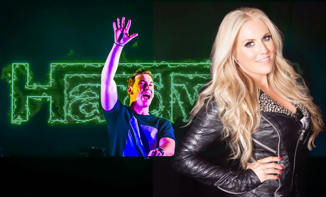 "Watch Hardwell Perform His New Remix Of Cascada's ""Everytime We Touch"""