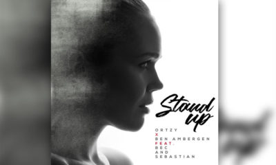 "Ortzy Unveils A Beautiful And Powerful Single Entitled ""Stand Up"""