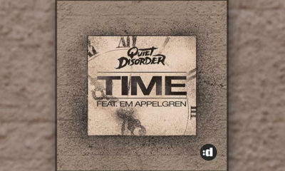"""Take The """"Time"""" To Listen To Quiet Disorder's New Electro House Banger"""