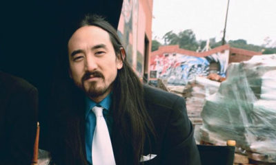 Discover Why Steve Aoki Becomes A China Mafia Boss...
