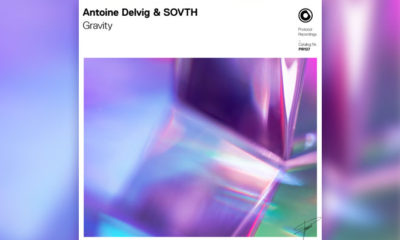 """Antoine Delvig And SOVTH Team Up For Protocol's New Tune """"Gravity"""""""