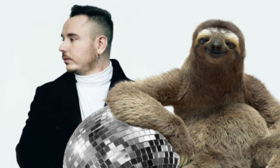 "A Sloth Is The Main Character In Duke Dumont's Funny Music Video For ""Inhale"""