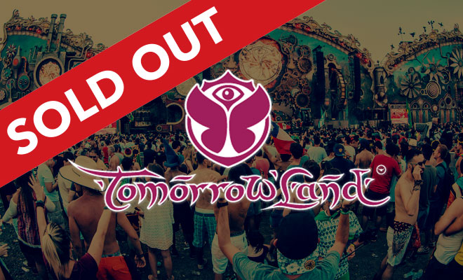 Tomorrowland Is Sold Out - Here Are 5 Alternatives