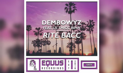 "Dembowyz's ""Rite Bacc"" Sounds Too Catchy To Be Ignored!"