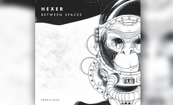 Hexer Previews Track Off New Techno EP 'Between Spaces'
